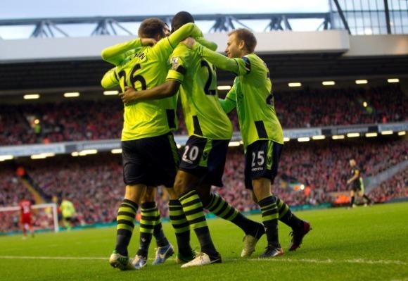 Liverpool v Aston Villa - Premier League