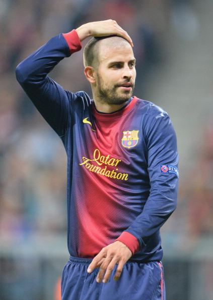 FC Bayern Muenchen v Barcelona - UEFA Champions League Semi Final: First Leg